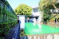 House with Private Swimming Pool for Sale Near Meechok Plaza, Chiang Mai, Thailand.