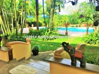 Single Storey with Private swimming Pool For RENT in Sansai, ChiangMai.