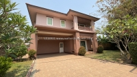A Nice House For Rent  Within Vararom Premium Kaewnawarath, Chiang Mai, Thailand.