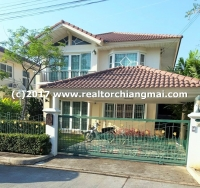 House for rent near Sompotch Chiang Mai 700 Year Park, Tha Sala, Mueang Chiangmai