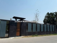 Single Storey House for Sale in Saraphi, Chiangmai, Thailand.