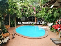 3-Houses for Sale with Swimming Pool in Hangdong, Chiangmai, Thailand.