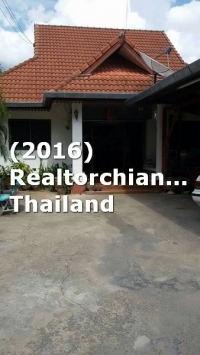 House for sale with warehouse in Hangdong Chiangmai Thailand