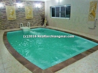House with private swimming pool for Sale, Mae Tang, ChiangMai Thailand .