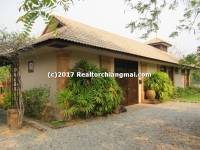 House 2 Beds With Private Swimming Pool for sale in San Kamphaeng, Chiangmai, Thailand