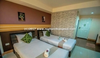 Hotel for sale in the heart of Nan City, Thailand