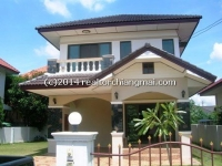 Brand new house for rent in Sansai, Chiangmai, Thailand