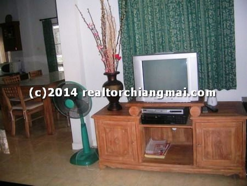 House for rent in Koolpunt Ville 9, Chiangmai,Thailand
