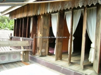 Antique local house for rent in Chiangmai, Thailand