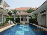 Luxury executive house with Pool for rent in, Chiangmai, Thailand.