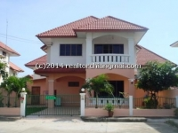 Nice House for rent in Sansainoi, Chiangmai, Thailand