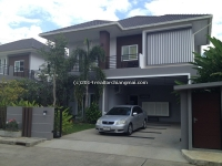 Brand New House for Sale in Hang Dong, Chiangmai, Thailand