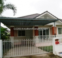 House for rent in Tha Wang Tan area Chiangmai, Thailand.