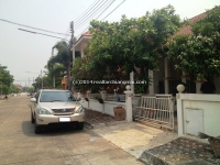 Single storey house for rent in Hang Dong, Chingmai Thailand.