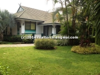 Home to rent in Hang Dong, Chiangmai, Thailand