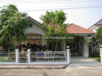 Single Storey House for rent in Hang Dong, Chiangmai,Thailand