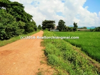 Land for sale Sankampheng, Hang-Dong in Chiangmai, Thailand