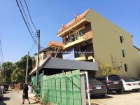 Lot Land for sale inside the old city near Kad Somped Chiang Mai, Thailand