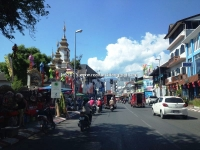Lot Land for sale located in the center of Night Bazaar of Chiang Mai, Thailand