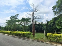 Land For Sale Near Chiangmai Airport located in the heart of Chiang Mai Area.