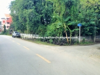 Land for sale 5 Rai 2 Ngan 90 Sq.wa. in the heart of Chiang Mai City, Thailand