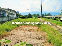 Land for Sale 18 Rai Near Tesco Lotus Khamtieng Chiangmai Thailand