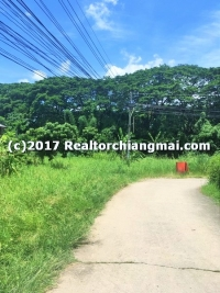 Land For Sale Near Prince Royal School, Chiangmai, Thailand.