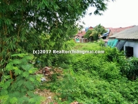 Land for sale Ping River in Chiangmai City, Thailand