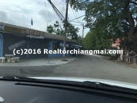 Land for sale 200 sq.wa  in Mckean Hospital area Chiang Mai, Thailand.