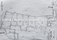 Lot Land for Sale 48 Rai Near RomChok Chiangmai Thailand