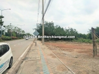 Land for Sale 9 Rai 3 Ngan 90 Sq.wa Near Meechok, Chiangmai, Thailand.