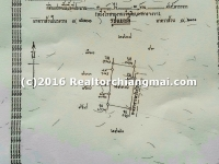 Nice Land for sale in San Sai,Maejo Chiangmai, Thailand.