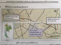 Land for sale 2 Rai 2 Ngan Close to Sompot Rd, Second Ring Road Chiang Mai.