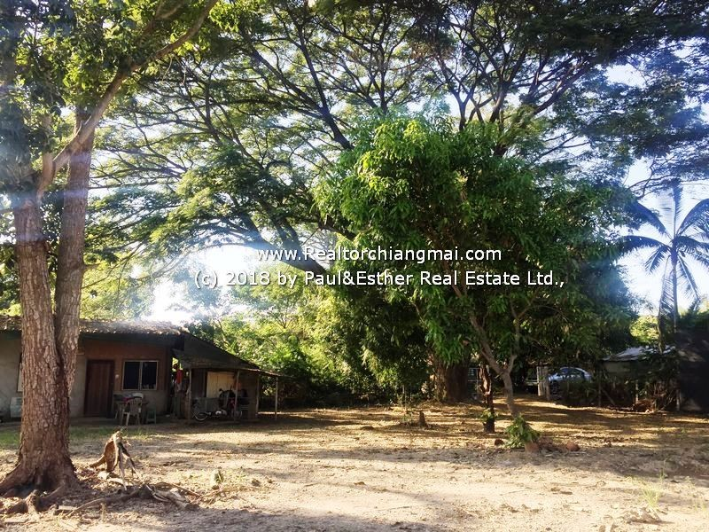 Lot lot 1 Rai 288 Sq.wa for sale 10 minute to Chiang Mai International Airport, Chiang Mai, Thailand