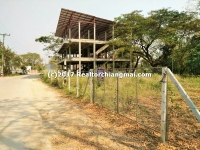 Land for Rent Near Promenada Resort Mall, Chiangmai, Thailand