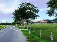 Lot Land for Sale 70 Rai Located in Baan Thi, Lamphun Thailand.