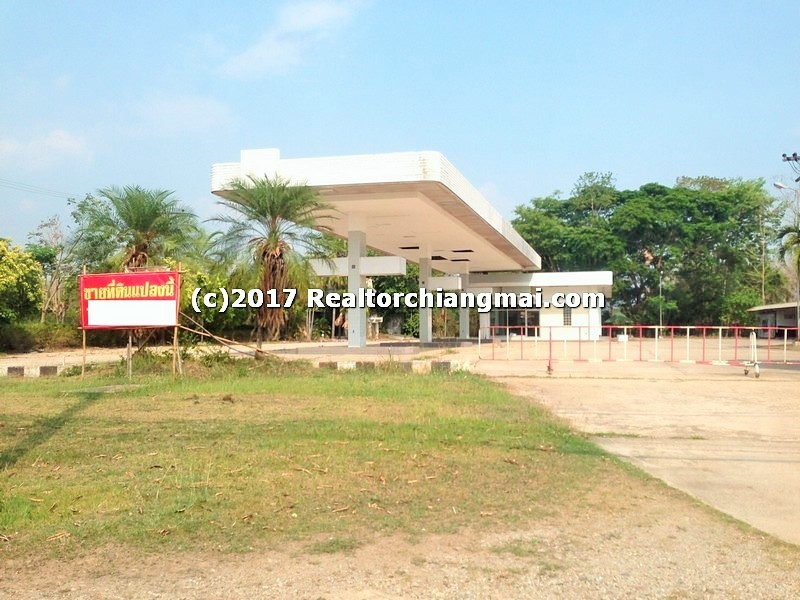 Land for Sale Near Chiang Dao Land Office, Chiangmai, Thailand.