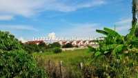 Land for Sale Close to road in Sanpatong, Chiangmai, Thailand.