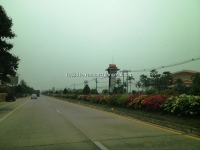 Land for sale 1.5 Rai on Chiangmai-Doi Saket  super hightway road, Chiangmai, Thailand