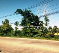 Land for sale 5 Rai 3 Ngan on Road 1014 San Kam Pang-Doi Saket road, Chiangmai, Thailand