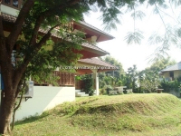 Lanna House  Ping River & Mountain view for RENT in Chiang Mai, Thailand