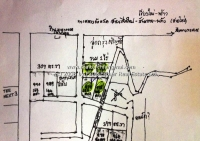 Lot Land for sale 1 Rai behind Central Festival and near Mee Chok Market, Chiangmai, Thailand