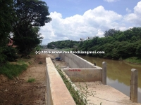 Lot Land for sale Ping River Chiangmai City, Thailand