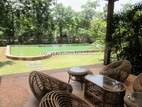 Luxury house with private swimming pool for rent in Chiang Mai, Thailand