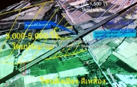 Lot Big Land 200-5,000 Rai Mega Project for Sale , Chiangmai Thailand.