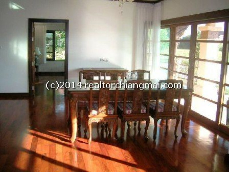 Large Family Home For SALE  in Doisaket, Chiang Mai, Thailand