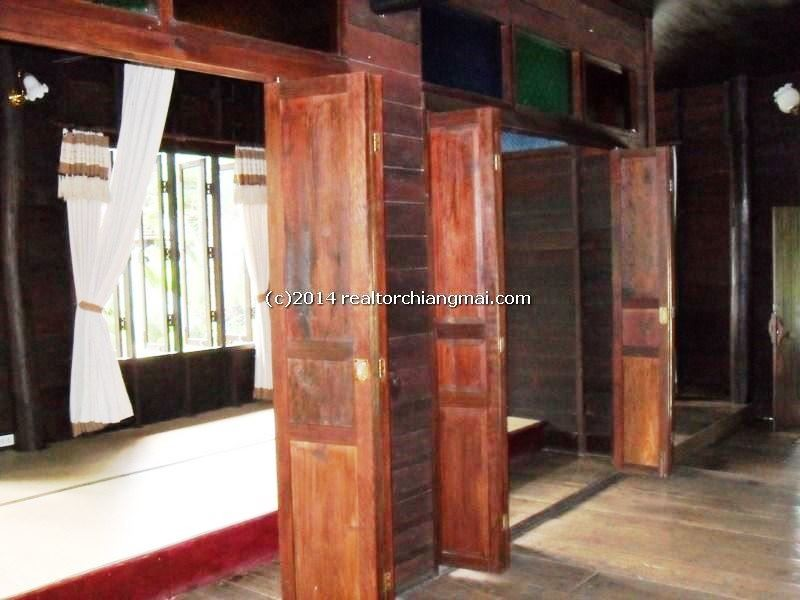 Ping River Resort the Lanna heritage of the northern city for Sale in Chiangmai, Thailand