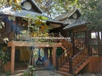2 House for Sale Style Resort in San Kamphaeng, Chiangmai, Thailand.
