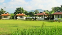 Resort for sale, Sankampang area Chiangmai, Thailand .