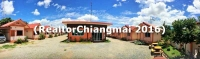 Resort for Sale 25 rooms in Hod Chiangmai Thailand
